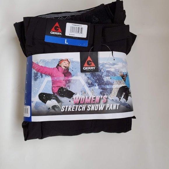 Gerry women's stretch snow pants.